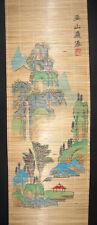 Imagen de bambú mano pintado asiatica pintura tapicería 110 china chino