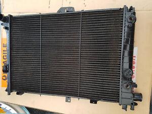 RADIATOR BRAND NEW COPPER CORE fits SAAB 9000 2L AUTO TURBO 1984 - 1990
