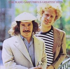 Simon & Garfunkel Greatest Hits CD NEW SEALED Bridge Over Troubled Water/Boxer+