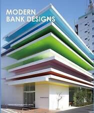 Modern Bank Designs, Hanlin Liu, New Book