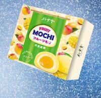 Japan Snack Fruit Mochi Rice Cakes Square Box - Mango Free Shipping