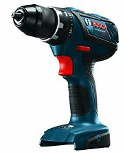 "BOSCH DDS181AB-RT 18V Li-Ion 1/2"" Cordless Compact Drill Driver TOOL ONLY"