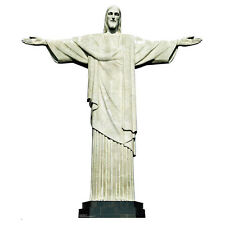 CHRIST THE REDEEMER Rio Jesus Statue CARDBOARD CUTOUT Standee Standup Poster