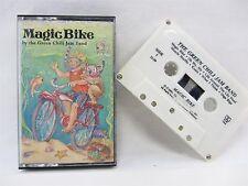 Cassette GREEN CHILI JAM BAND Music for Children MAGIC BIKE  GC001, 1991