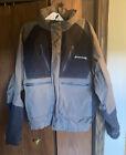 "Compass 360 Men's Fishing Wading Rain Jacket Size XL ""Thunder Rain"""
