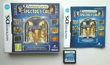 Professor Layton and the Spectre's Call [Nintendo DS/Lite/DSi/XL Game] GENUINE