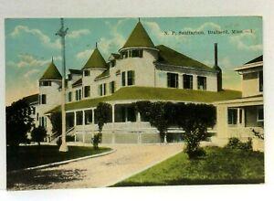 Brainerd Minnesota NP Sanitarium Vintage Postcard