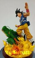 Figure Class Goku Resin Statue Beginning and Ending GT USA SELLER!!