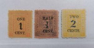 china treaty ports local kewkiang 1896 set
