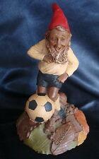 1991 Tom Clark #7 Charlie 5144 Pesetas Spain Coin Ret 1999 Soccer Player Ball
