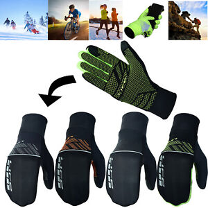LIFE Cycling convertible gloves-Mittens race hybrid running Hiking glove