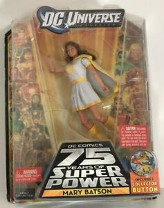 """DC Universe Wave 10 POWER GIRL C&C Imperiex 6"""" Action Figure"""