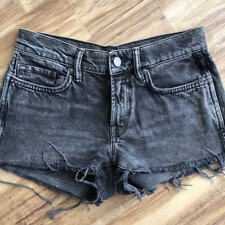ALLSAINTS Lea Denim Shorts W25