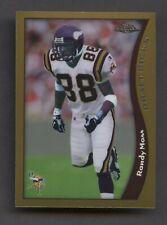 1998 Topps Chrome Randy Moss Minnesota Vikings RC Rookie