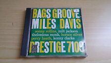 MILES DAVIS - BAGS' GROOVE - CD