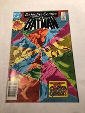 Detective Comics # 535 Newsstand Canadian Price Edition