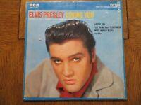 Elvis Presley – Loving You - 1977 - RCA Victor AFL1-1515 (e) Vinyl LP VG+/VG+!!!