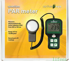 Quantum PAR Meter- Measures Grow Light Bulbs Hydrofarm LGBQM Quantum PAR Meter