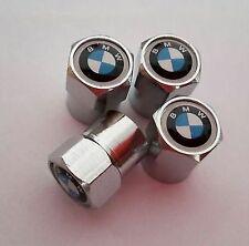 Set 4 Tappi Coprivalvole BMW testa Esagonale