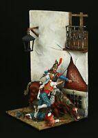 Tin soldier, Museum (TOP), Spanish revolt in Madrid, 1808 54 mm, Napoleonic Wars