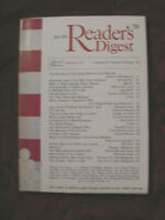 Readers Digest July 1976 Bicentennial James Herriot Clare Boothe Luce Olympics