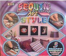 Sequin Art Style Craft Kit (SAS1043)