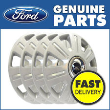 "Genuine Ford Mondeo 16""Wheel Trims Set Of 4 Models 2007 on (1372312)"