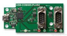 MODULE, DEV, USB-RS485, 2 COM PORTS, Pièce # USB-COM485-PLUS-2