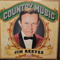 Jim Reeves - Country Music LP STW-113 1981 USA Vinyl Record