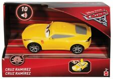 Official Disney Cars 3 Lights & Sounds Vehicle (Cruz Ramirez) **NEW**