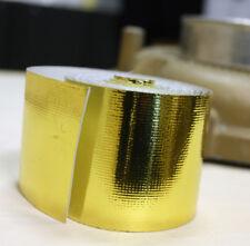 5m Hitzeschutzband Tape Band Farbe: GOLD Turbolader G60 G40 VR 16V DUB