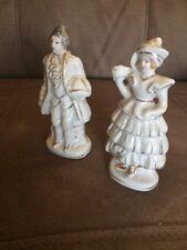 antique figurine porcelain 4� Tall