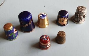 Selection Of Thimbles