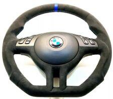 BMW OEM Custom Alcantara E46 E39 Sport Steering Wheel Zhp 540i 330ci x5 530i
