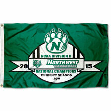 Northwest Missouri State Bearcats Div II Football Champs Flag