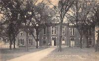 A27/ ILLINOIS Il Postcard c1920 CARLYLE Clinton County Court House