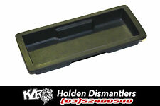 Genuine Holden Centre Dash Console Rubber Insert Coin Holder WK WL VY VZ KLR