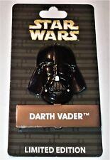 Disney Star Wars Pin Of Month Helment Mask Series Darth Vader Hinged Pin LE 4000