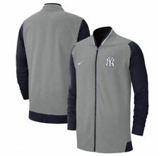 NY Yankees Nike Dri-Fit Full Zip MLB Jacket Adult New  CLEARANCE