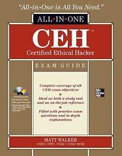 CEH Certified Ethical Hacker All-in-One Exam Guide, Walker, Matt