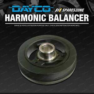 Dayco Powerbond Harmonic Balancer for Jeep Cherokee XJ Wrangler TJ