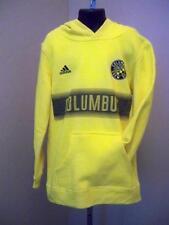 New-Minor Flaw-Columbus Crew Soccer Club Juventud Pequeño (8) Amarillo Sudadera