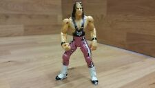 "🌟RARE🌟BRET ""HITMAN"" HART🌟WCW ORIGINAL Wrestling Action Figure, Wrestler🌟"