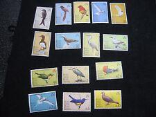 British Indian Ocean Territory: 1975 Birds  Set of 15 MM