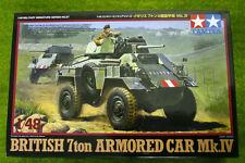 Tamiya BRITISH 7 ton ARMOURED CAR MKIV 1/48 Scale Kit 32587