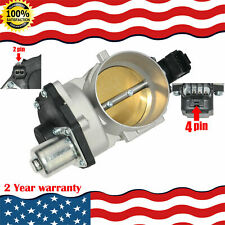 New For FORD F-150 F-250 Expedition 5.4L V8 Throttle Body w/TPS 75mm 8L3Z9E926C