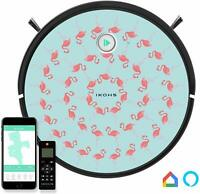 IKOHS Netbot S15 Robot Vacuum Cleaner Professional 4 On 1 Mapping Navigation App