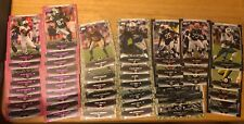 (44)2015 Topps Football Card Lot Black Red Camo Gronkowski /59 /399 /499 Stars