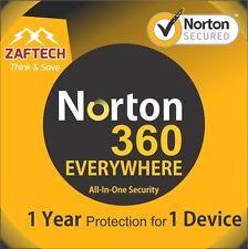 Antivirus, Norton 360 premier edition Neuste 2016 2017-1 Gerät - 1 Jahr Lizenz