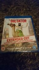 The Dictator (Blu-ray, 2013) NEW AND SEALED
